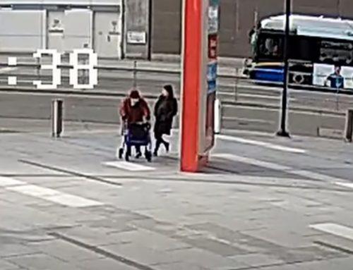 """밴쿠버 84세 할머니 """"묻지마""""폭행범은 한인 여성"""