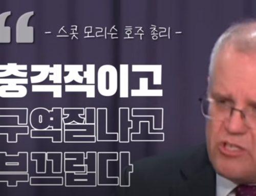 """의원 보좌관이 집무실에서 성행위…호주 총리 """"구역질 난다"""""""